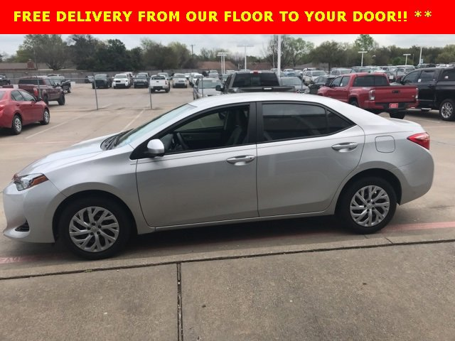 Used 2018 Toyota Corolla in Hurst, TX