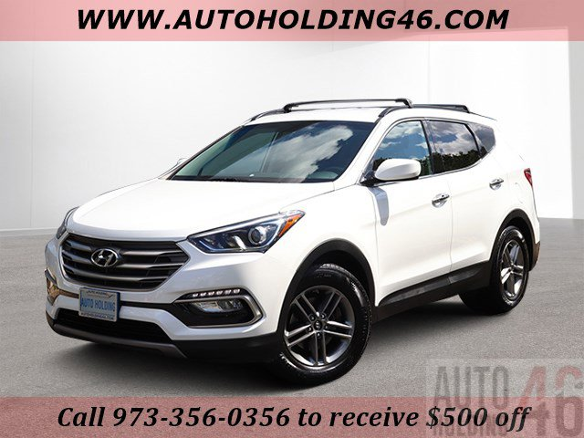 2017 Hyundai Santa Fe Sport 24L CARGO NET GRAY  STAIN-RESISTANT CLOTH SEATING SURFACES  -inc Yes