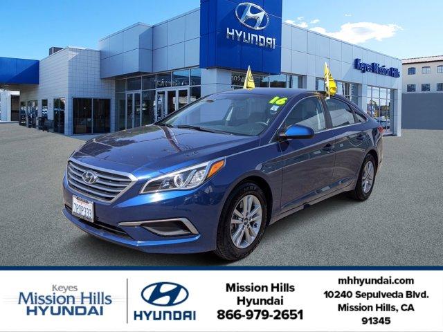 Used 2016 Hyundai Sonata in , CA