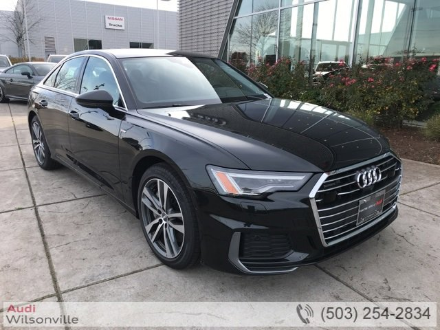 New 2019 Audi A6 in , OR