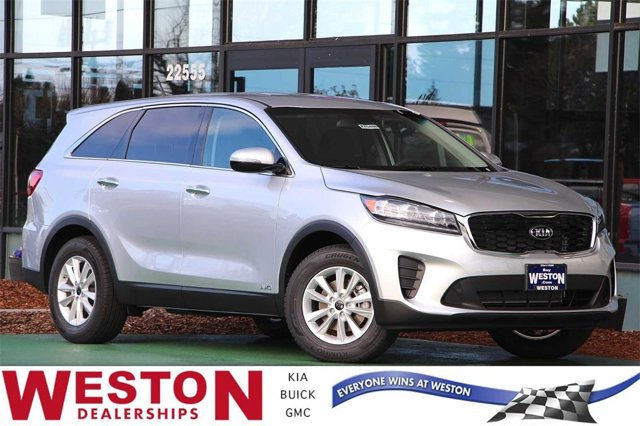 New 2020 KIA Sorento in Gresham, OR