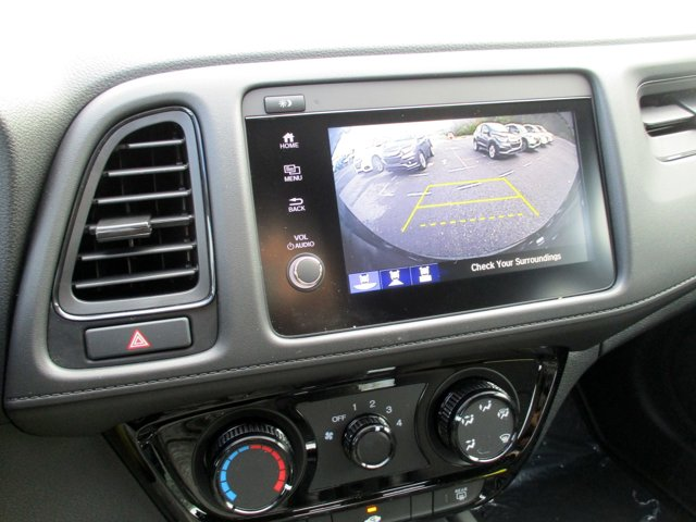 2019 Honda HR-V Sport AWD CVT