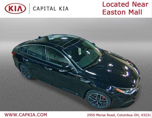 New 2020 KIA Optima in Columbus, OH