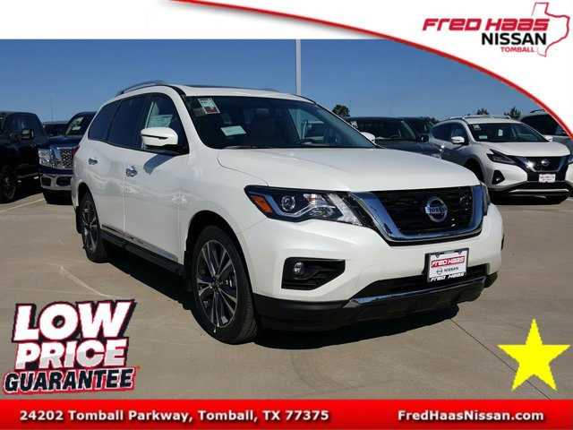 New 2020 Nissan Pathfinder in Tomball, TX