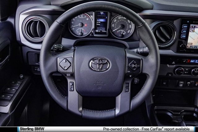 2018 Toyota Tacoma TRD Sport Double Cab 5' Bed V6 4x2 AT