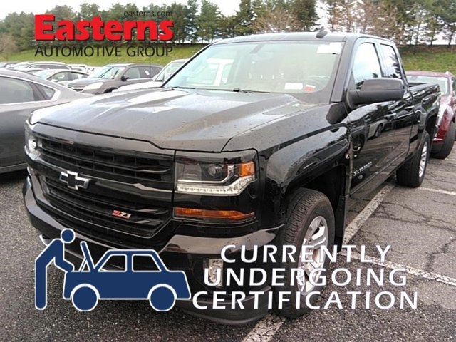 2017 Chevrolet Silverado 1500 LT Z71 All Star Edition Extended Cab Pickup