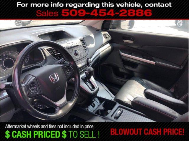 Used 2014 Honda CR-V EX-L
