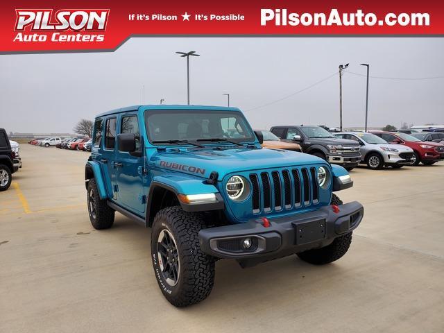New 2020 Jeep Wrangler Unlimited in Mattoon, IL