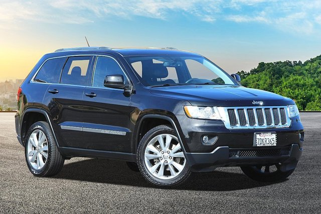 2012 Jeep Grand Cherokee Laredo 0