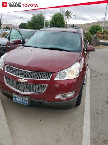 Used 2010 Chevrolet Traverse LTZ
