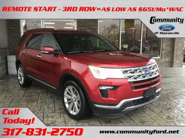 Used 2019 Ford Explorer in Bloomington, IN