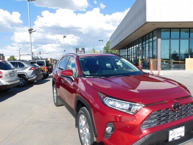 New 2019 Toyota RAV4 in Laramie, WY