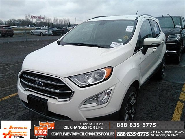 Used 2019 Ford EcoSport in Muskogee, OK