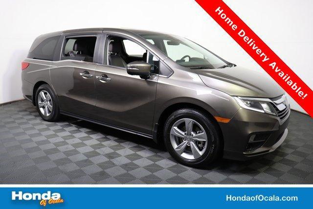 Used 2018 Honda Odyssey in Ocala, FL