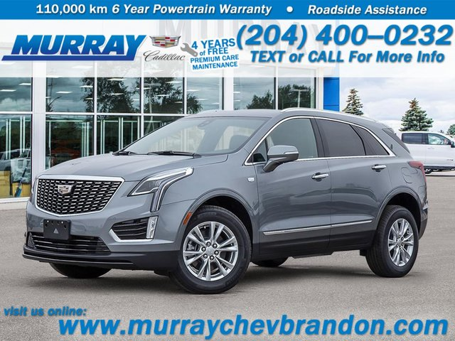 2021 Cadillac XT5 Luxury AWD 4dr Luxury Turbocharged Gas I4 2.0L/ [0]