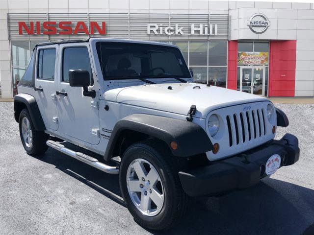 Used 2010 Jeep Wrangler Unlimited in Dyersburg, TN
