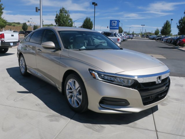 New 2019 Honda Accord Sedan in Prescott, AZ