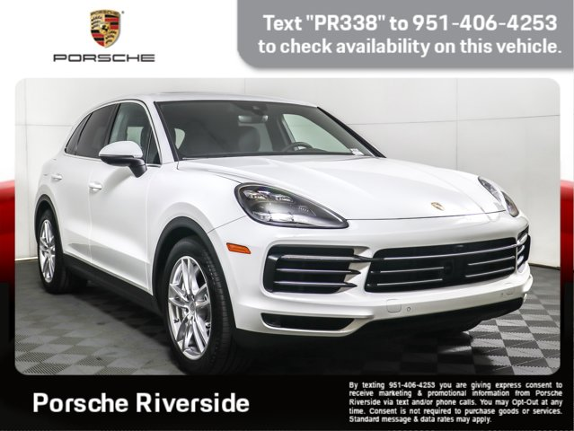2019 Porsche Cayenne AWD Intercooled Turbo Premium Unleaded V-6 3.0 L/183 [8]