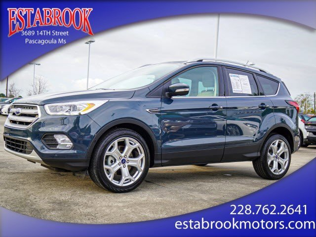 Used 2019 Ford Escape in Pascagoula, MS