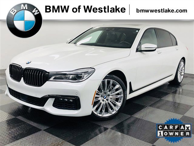 Used 2017 BMW 7 Series in Cleveland, OH