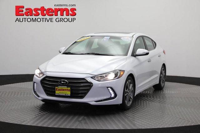 2017 Hyundai Elantra Limited Technology 4dr Car