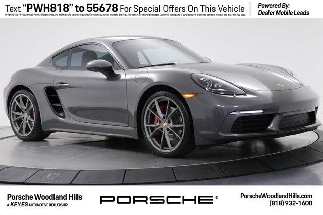 Used 2017 Porsche 718 Cayman in , CA