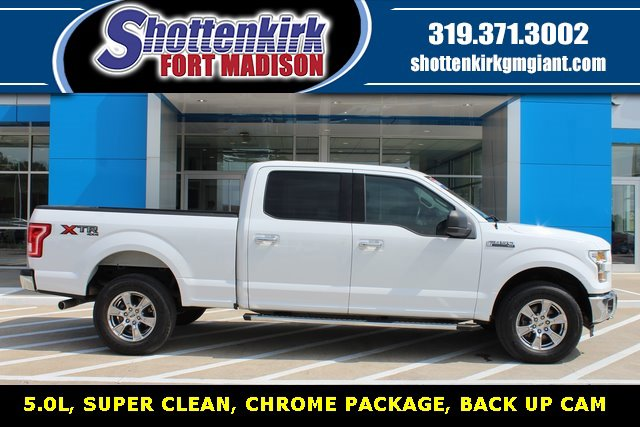 Used 2016 Ford F-150 in Fort Madison, IA