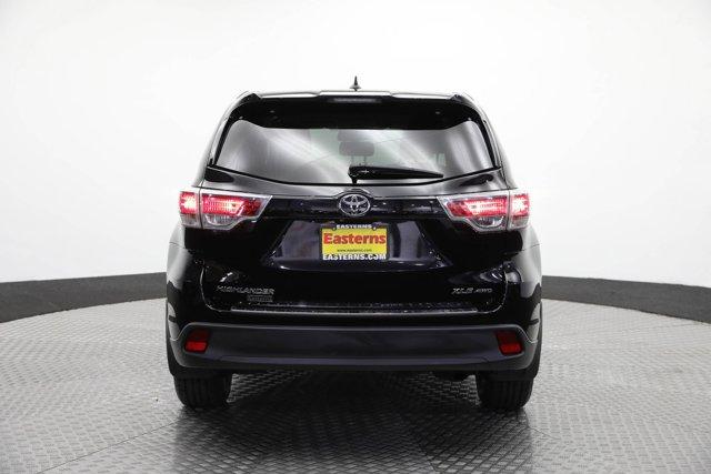2016 Toyota Highlander for sale 124041 5