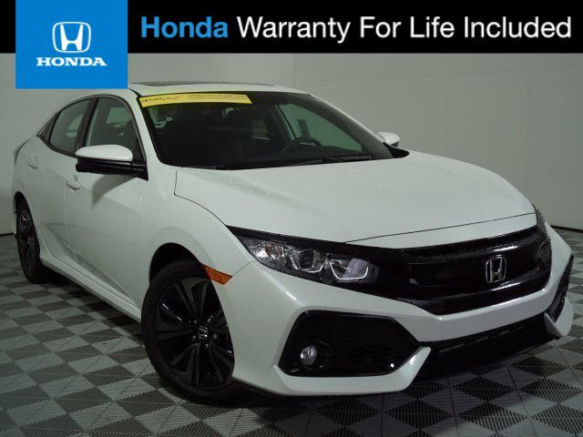 New 2020 Honda Civic Hatchback in New Orleans, LA