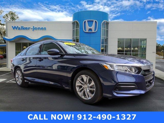 New 2020 Honda Accord Sedan in Waycross, GA