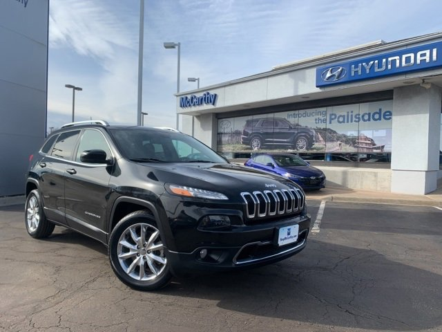 Used 2016 Jeep Cherokee in Olathe, KS