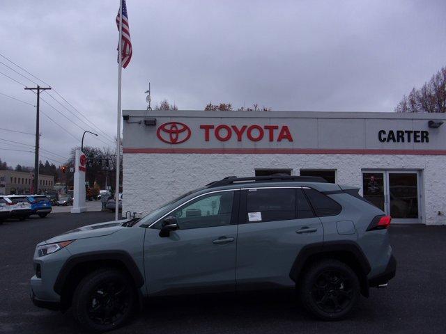 New 2020 Toyota RAV4 in Colville, WA