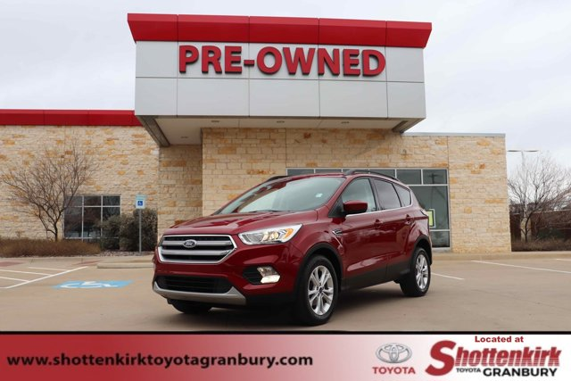 Used 2017 Ford Escape in Granbury, TX