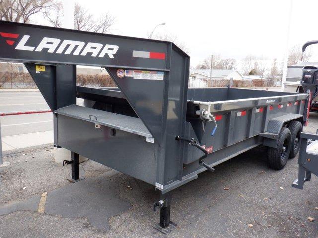 New 2020 LAMAR LOW PRO DUMP in Billings, MT