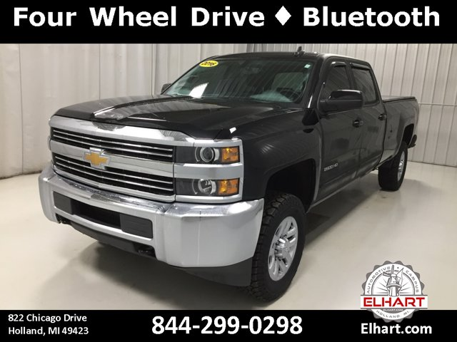 Used 2016 Chevrolet Silverado 2500HD in Holland, MI