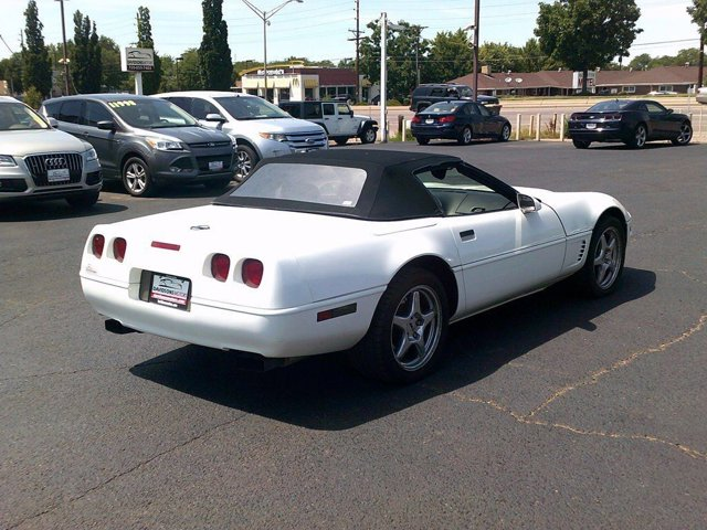 1992 Chevrolet Corvette photo