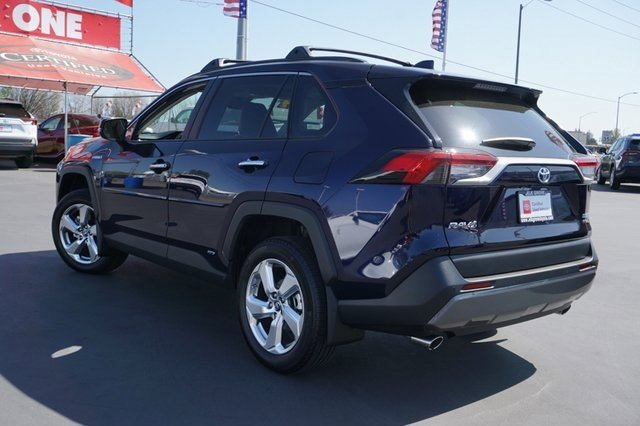 Used 2019 Toyota RAV4 Hybrid Limited AWD