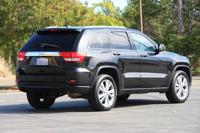2012 Jeep Grand Cherokee Laredo 4