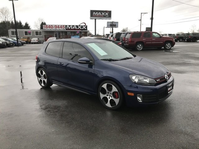 Used 2011 Volkswagen GTI in Puyallup, WA