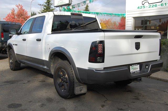 Used 2010 Dodge Ram 1500 4WD Crew Cab 140.5 Laramie