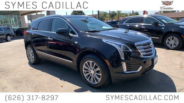 2018 Cadillac XT5 Luxury FWD FWD 4dr Luxury Gas V6 3.6L/222.6 [9]