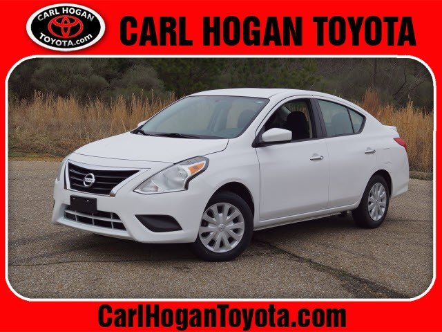 Used 2019 Nissan Versa in Columbus, MS