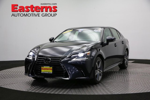 2017 Lexus GS 350 Premium 4dr Car