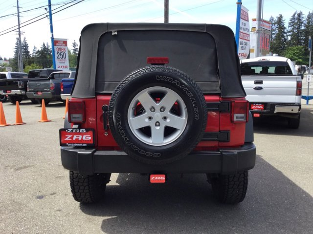 Used 2008 Jeep Wrangler 4WD 4dr Unlimited X