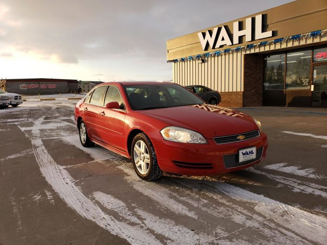 Used 2013 Chevrolet Impala in Devils Lake, ND