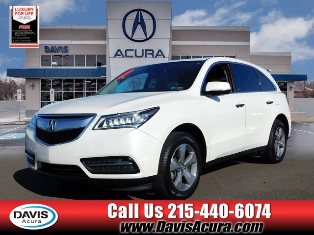 Used 2014 Acura MDX in Langhorne, PA