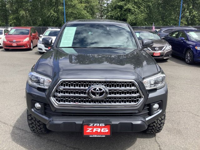 Used 2017 Toyota Tacoma TRD Off Road Double Cab 6' Bed V6 4x4 AT