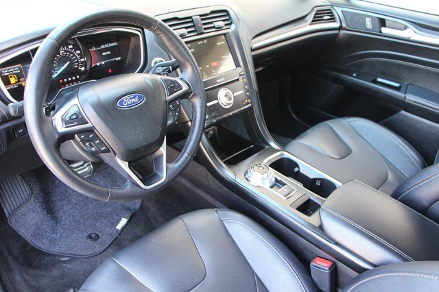 2018 Ford Fusion  9