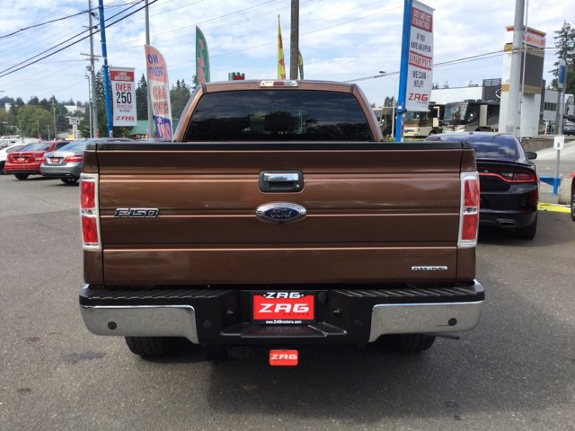 Used 2011 Ford F-150 4WD SuperCrew 145 XLT
