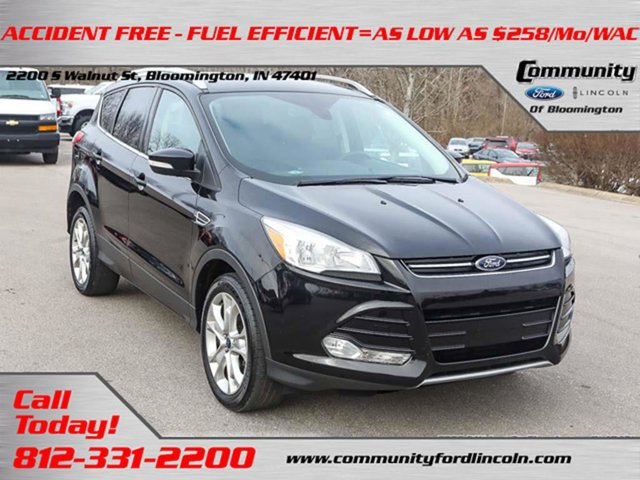 Used 2016 Ford Escape in Bloomington, IN